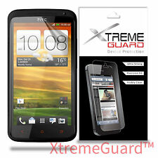 NEW XtremeGuard Clear LCD Screen Protector Shield Skin For HTC One X+