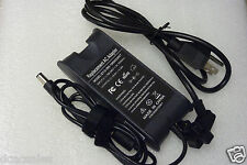AC Adapter Power Cord Battery Charger 65W For Dell Latitude 2110 2120 D400 D410