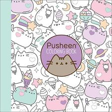 Pusheen Coloring Book   by Claire Belton (Paperback)