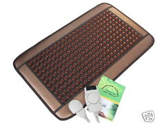 Natural Tourmaline Negative Ions InfraRed Heating Multi Energy Mat Medium Pad