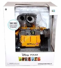 Interaction Talking Wall-E Disney Pixar Collection by Thinkway
