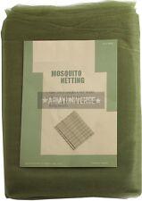Filet Contre Moustiques En Couleur D'olive Militaire 18.28M x 1.52M