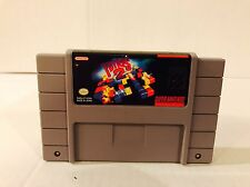 Tetris 2 Game For SNES (Super Nintendo Entertainment System) TESTED