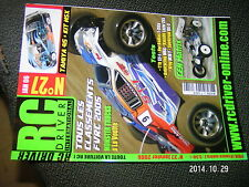 RC Driver n°27 Tamiya 415 / CEN Matrix / Avioracing MB4 / TTR ST-1