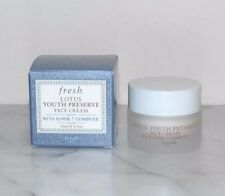 Fresh Lotus Youth Preserve Face Cream with Super 7 Complex Travel Sz 15ml 0.5 oz