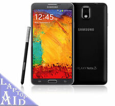 "Sprint  Samsung Galaxy Note 3 III SM-N900P 32GB 5.7"" 13MP 4G LTE GOOD ESN Black"