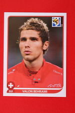 Panini WORLD CUP SOUTH AFRICA 2010 N. 589 HELVETIA BEHRAMI  MINT!!