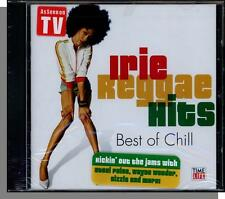 Irie Reggae Hits: Best of Chill - New 16 Track Time/Life CD!