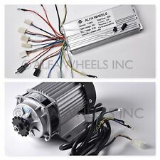 48V 750W Electric Scooter Tricycle Brushless Motor Gear Reduction w Controller