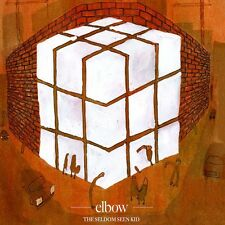 "ELBOW ""THE SELDOM SEEN KID"" CD NEUWARE"
