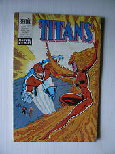 TITANS n° 147 de avril 1991