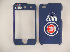 Chicago Cubs Apple iPod Touch 4 4G MLB case cover rigid snap-on