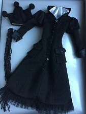 "Tonner 16"" Agnes Dreary Sister Dreary Covered In Darkness Doll Clothes Outfit"