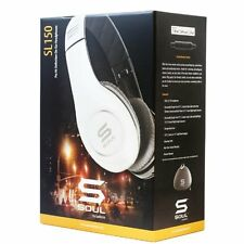 Soul by Ludacris SL150BW Headphones SL150 - Black/White