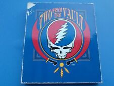 GRATEFUL DEAD TWO FROM THE VAULT 2CD DIGIPAK GDCD40162