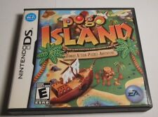 Pogo Island  (Nintendo DS, 2007) COMPLETE WITH MANUAL