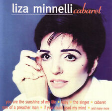Liza MINNELLI Cabaret - You Are The Sunshine Of My Life CD Sony  Germany