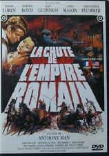 DVD LA CHUTE DE L'EMPIRE ROMAIN - Sophia LOREN / Alec GUINNESS / James MASON