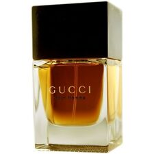GUCCI POUR HOMME EAU DE TOILETTE 100ML.1.7FL.OZ  NEW  FOR MEN NO BOX VERY RARE
