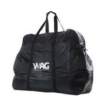 WAG borsa portabici antigraffio nero trasporto