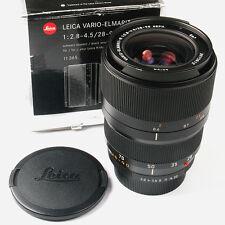 Leica 28-90mm 2.8-4.5 Vario-Elmarit-R Roma ASPH 11365 Zoom per Leica R (fn014189)