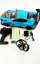 JAMES BOND 007 REPLICA ASTON MARTIN DB9 1:10 4WD RADIO CONTROL RC DRIFT CAR DBR9