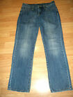 LUCKY BRAND LOUISE EASY RIDER DUNGAREES STRETCH DENIM BOOTCUT JEANS SIZE 28