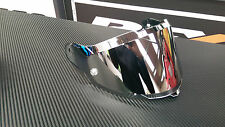 NEXX XR2 Helmet Visor Chrome Vortex Torpedo Carbon Pure Diablo Trion Phantom