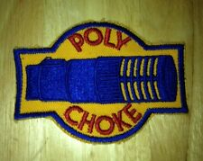 Vintage Poly-Choke Adjustable Shotgun And Handgun Choke Patch. Made In USA.