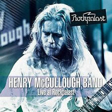 Henry McCullogh - Live at Rockpalast [New CD] Germany - Import