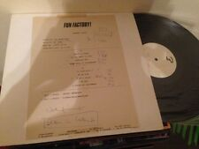 "NEW COLOURS - AT HOME 12"" LP TEST PRESSING INDIE POP C86"