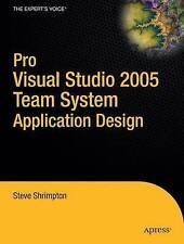 Pro Visual Studio 2005 Team System Application Development-ExLibrary