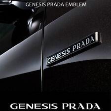 Right Side Fender GENESIS Logo Luxury Emblem For 08 09 10 11 12 Hyundai Genesis