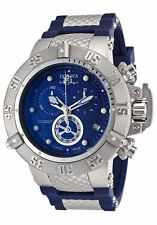Swiss Made Invicta 15798 Subaqua Noma ii Chronograph Blue Dial Men's Watch