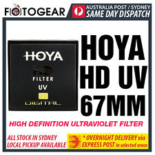 Genuine HOYA HD High Definition High Density Ultraviolet UV 67mm * EXPRESS POST