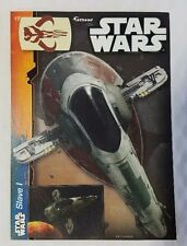 "Slave 1 - Star Wars Fathead Tradeables 5"" x 7"" - New #17"