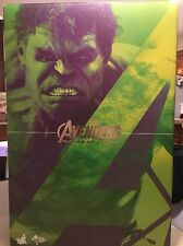 Hot Toys 1/6 Marvel Avengers: Age Of Ultron, Hulk Figure