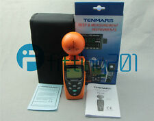 3-AXIS EMF RF Radiation ElectroSmog Power Meter Tester Tenmars 3.5GHz  TM-195