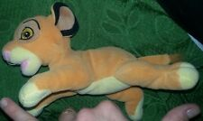 PELUCHE SIMBA - IL RE LEONE -  Plush Figure Doll Lion King Disney Cartoon Book