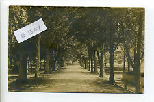 Cape Cod MA Mass RPPC real photo PM Centerville (Barnstable) street view, 1912