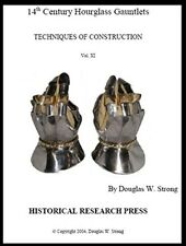 14th Century Hourglass Gauntlets/blacksmithing/armor
