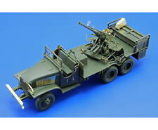 EDUARD 36 208 1/35 GMC Bofors 40mm HOBBY BOSS