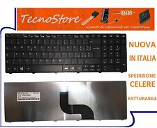 TASTIERA ITALIANA KEYBOARD PER NOTEBOOK ACER Aspire p/n KB.I170A.043 * NUOVA *