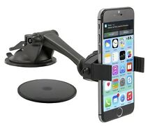 MG279: Arkon Mobile-Grip 2 Sticky Windshield Dash Desk Mount for iPhone 6 LG G4