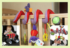 New Car Bed Crib Hanging Bell Newborn Kids Educational Rattles Mobile Toys