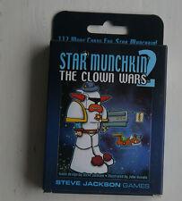 Star Munchkin 2: The Clown Wars (Colour Edition)