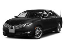 Lincoln: MKZ/Zephyr Hybrid
