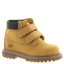 Little Boys Wheat Color Work Boots NEW Toddlers Size 5