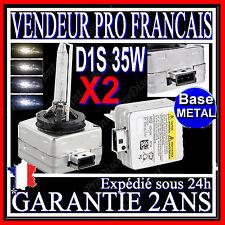 2 AMPOULE LAMPE BI XENON D1S 35W HID 85V FEU BULBS 4300K BLANC CHAUD UNIVERSELLE