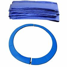 12FT Replacement Trampoline Safety Spring Cover Padding Pads PVC Mat